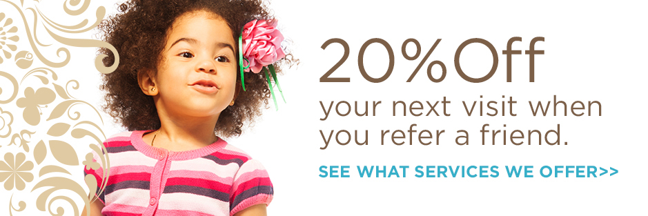 20% Off When You Refer A Friend